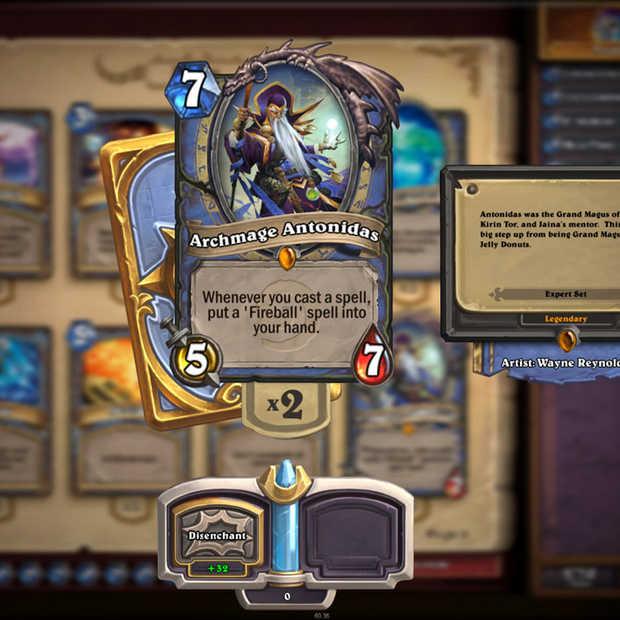 Hearthstone: top kaartspel in een gratis pakje
