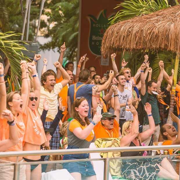 Tijdens de Olympische Spelen voelen we allemaal die Oranjetrots