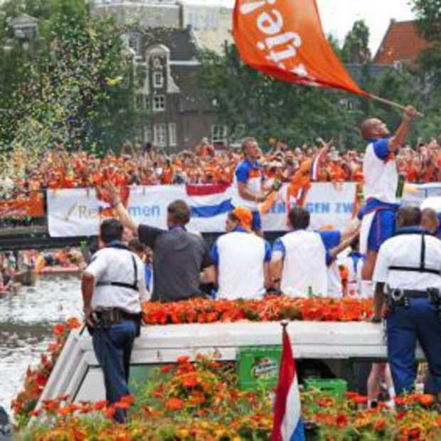 Heineken bedankt 'Bertje' van Marwijk