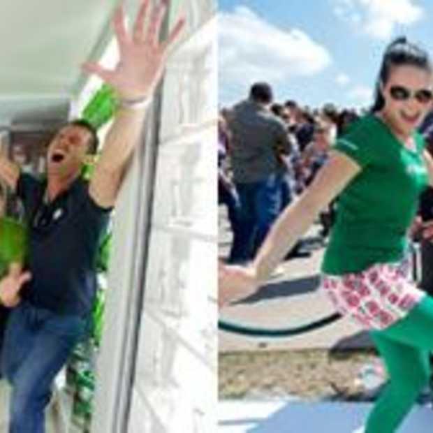 Heineken zet 'inloopkoelkast' in op festivals
