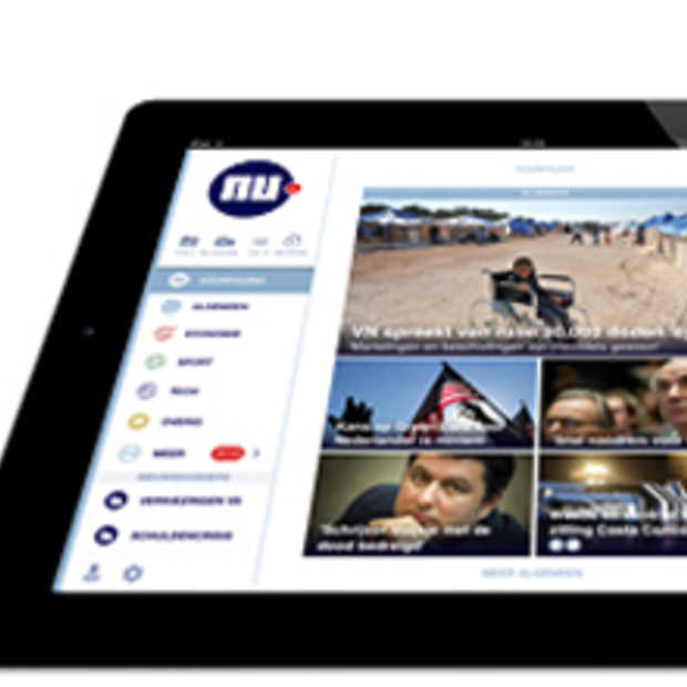 Herlancering NU.nl apps succesvol