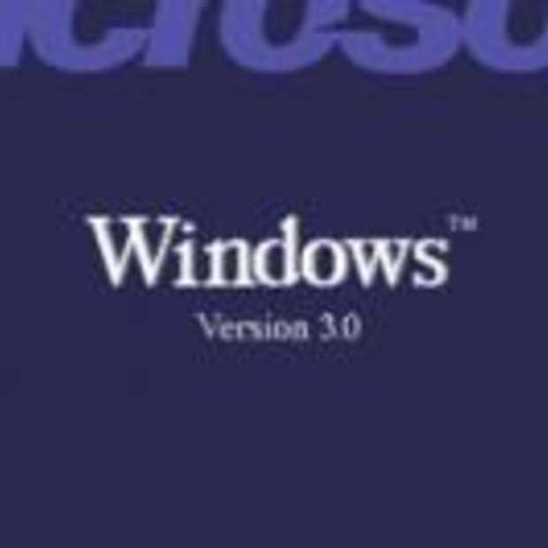 Het einde van het tijdperk Windows 3.X