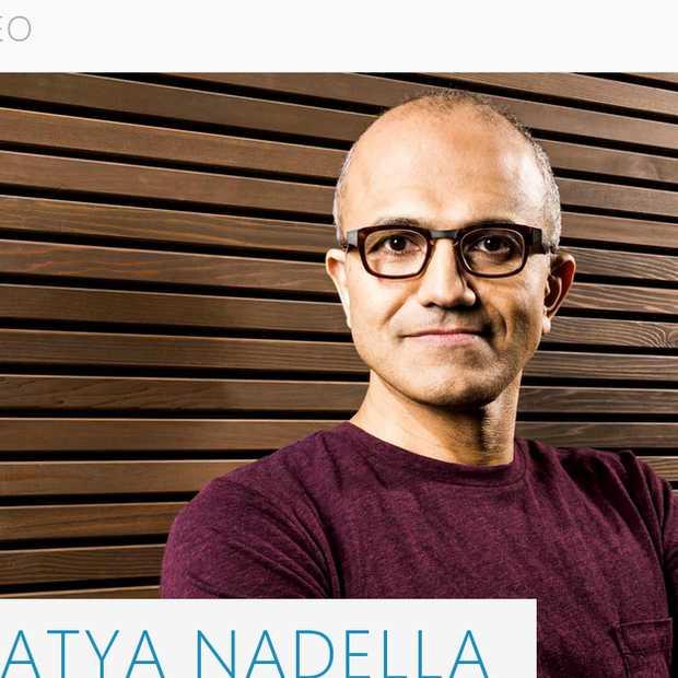Het is officieel: Satya Nadella is de nieuwe CEO van Microsoft!