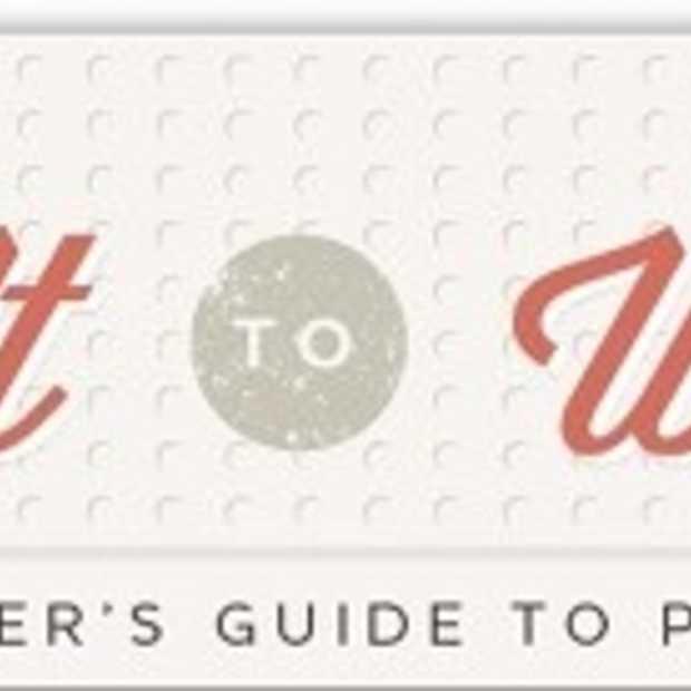 Het Pinterest handboek voor de marketeer [infographic]