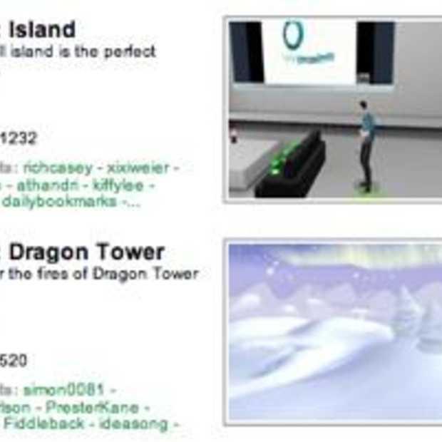 """Het """"Second Life"""" van Google : Lively"""