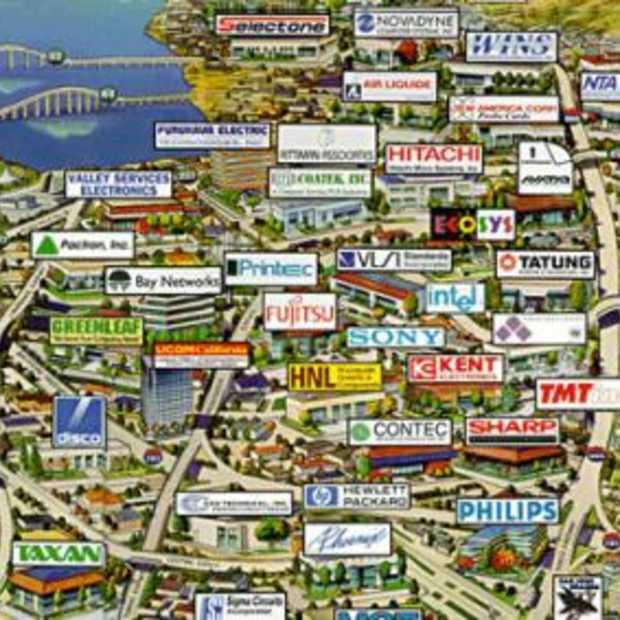 Het succes van Silicon Valley