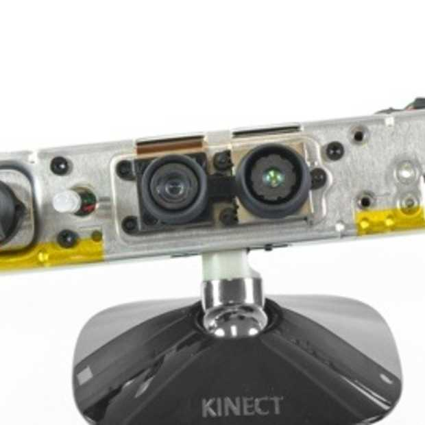 Het wordt steeds gekker met Kinect