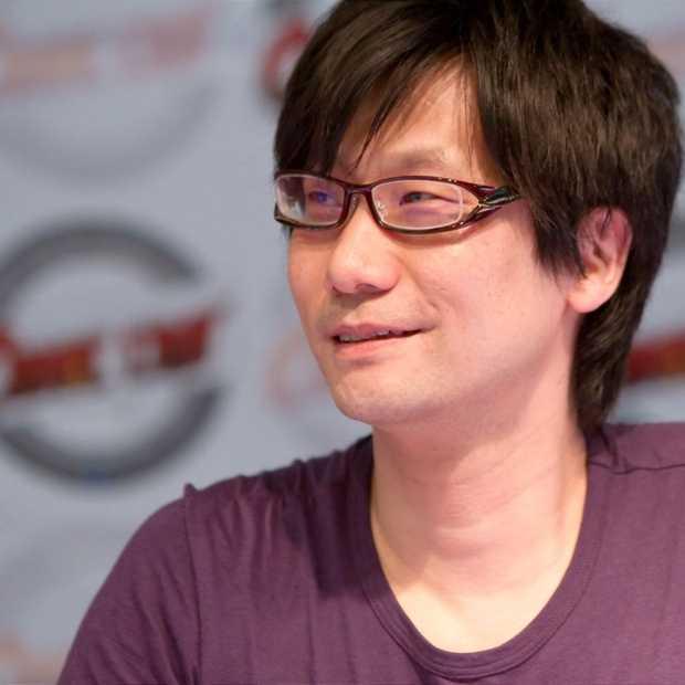 'Kojima vertrokken bij Konami'