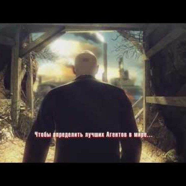Hitman: Absolution trailer