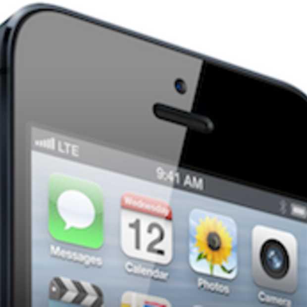 Hoe dachten Twitter en Facebook over de iPhone 5? [Infographic]