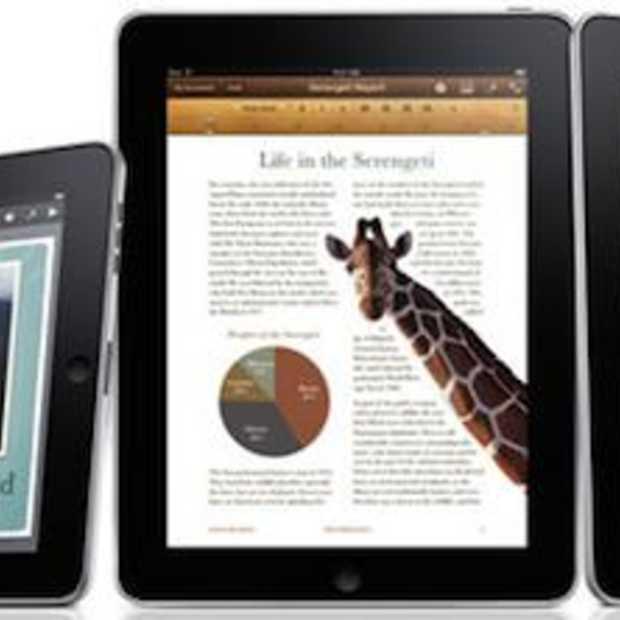Hoe ontwerp je een iPad applicatie