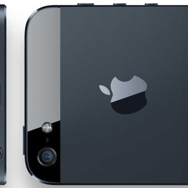Hoe populair was de iPhone 5 op Twitter op de dag van de lancering?