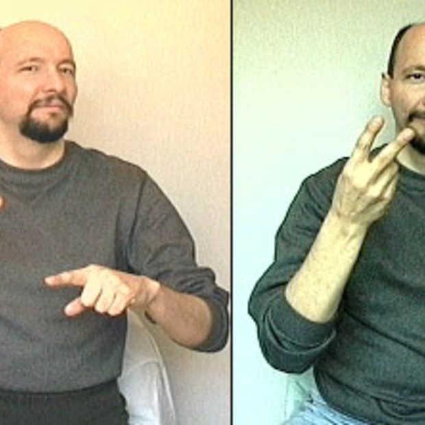 Hoe zeg je 'oeps' in gebarentaal? Kinect leest minder dan gedacht
