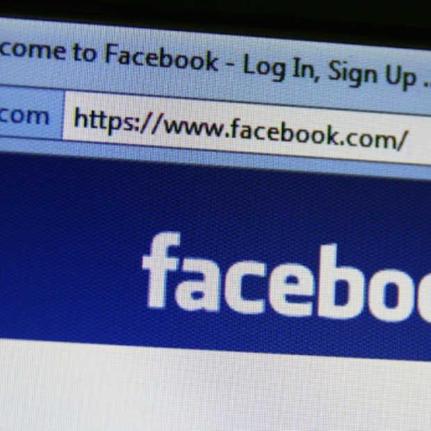 Hoeveel pagina's 'liket' de gemiddelde Facebook-gebruiker?