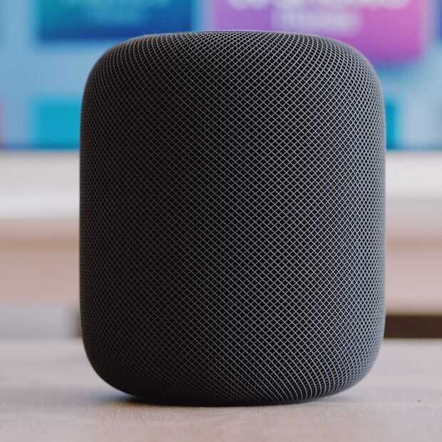 'Apple combineert HomePod met Apple TV'