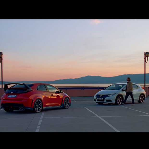 Brilliante Video van Honda, the otheR side