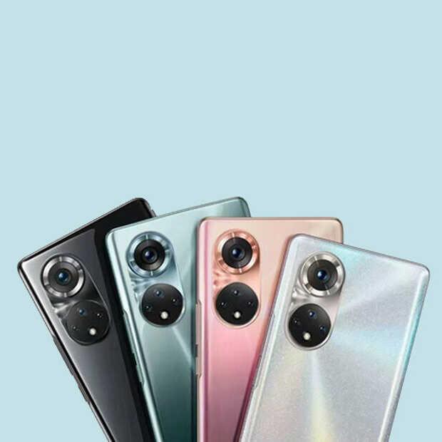 Huawei P50 en nu Honor 50 - Zo zit het tussen die twee