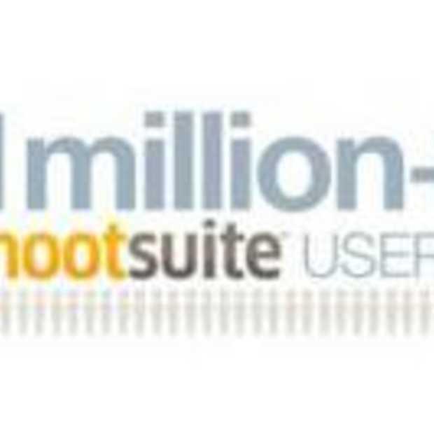 Hootsuite bereikt 1 miljoen gebruikers [INFOGRAPHIC]