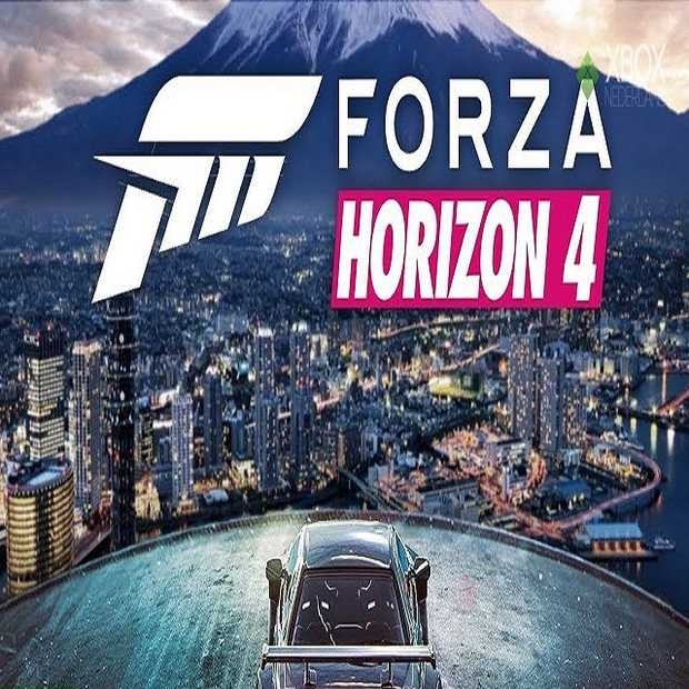 Forza Horizon 4: Racen door de seizoenen