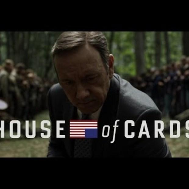 House of Cards - Seizoen 2 - Teaser Trailer