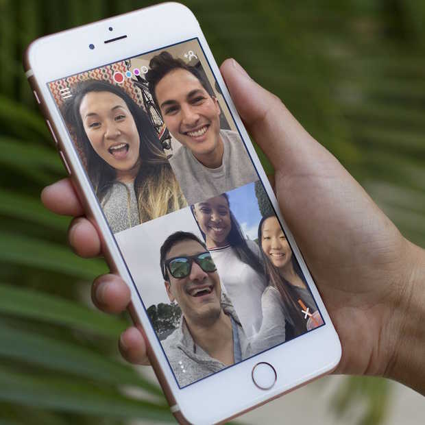 Nieuwe hype: videochat-app Houseparty