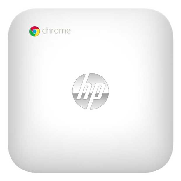 De HP Chromebox