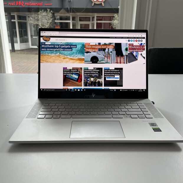 Review: HP Envy 15 is een echte multitasker