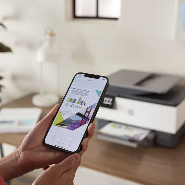 HP: Ook als mensen teruggaan naar kantoor, blijft de thuisprinter populair