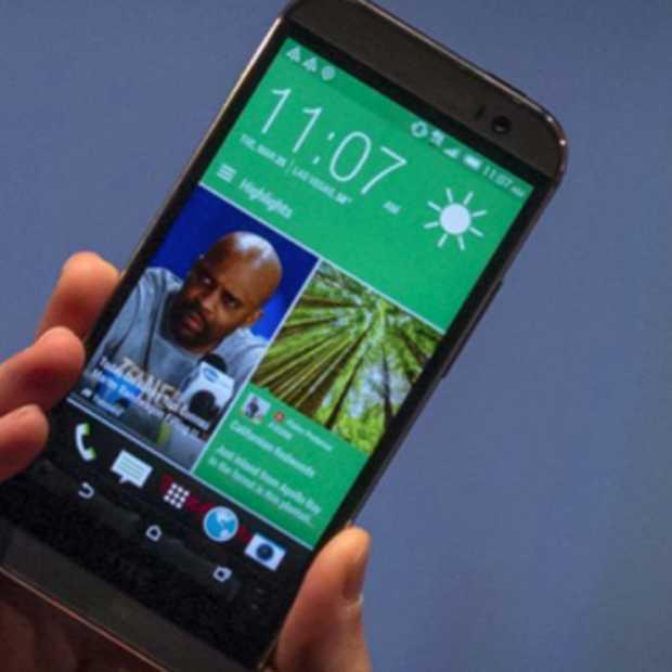 HTC toont optical zoom en verbeterde ultrapixel camera voor toekomstige smartphones