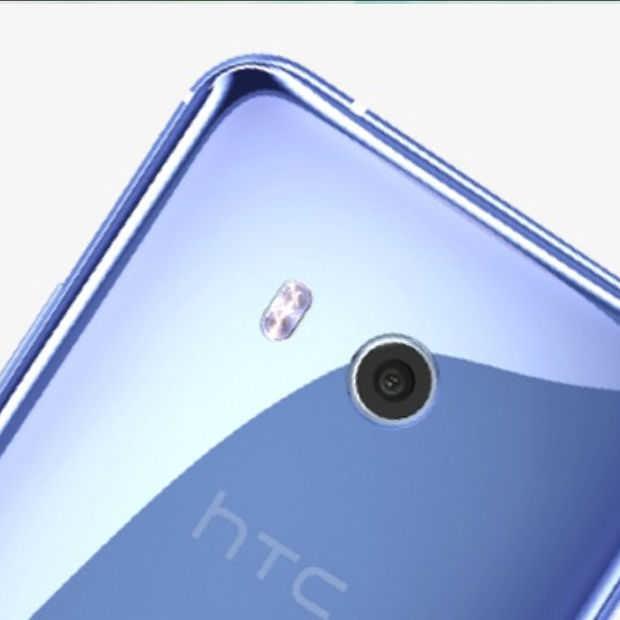 Je kunt in HTC's nieuwe telefoon knijpen voor een selfie