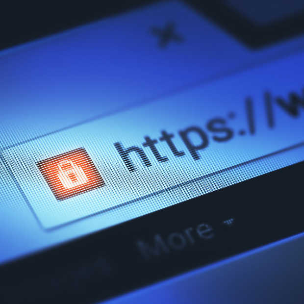 ​Meer dan helft websiteverkeer is versleuteld met HTTPS