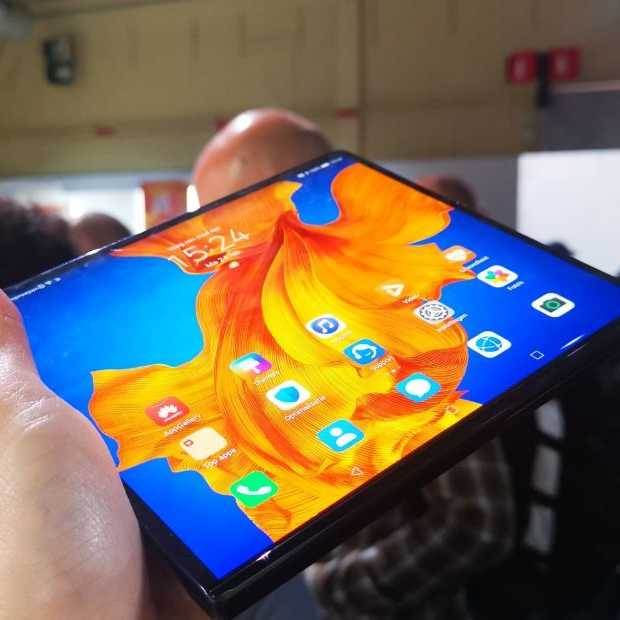 ​​Hands-on met de Huawei Mate Xs