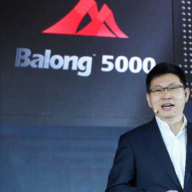 Huawei komt op de markt met eerste 5G apparaat