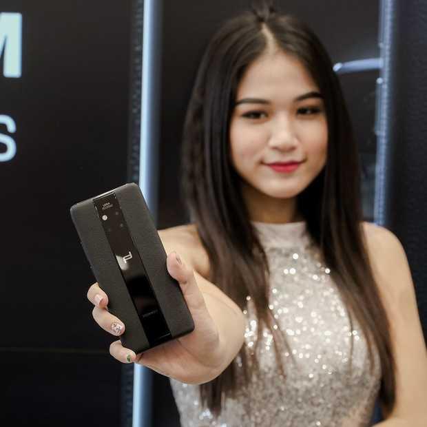 Huawei's Mate 30 mogelijk niet naar Europa