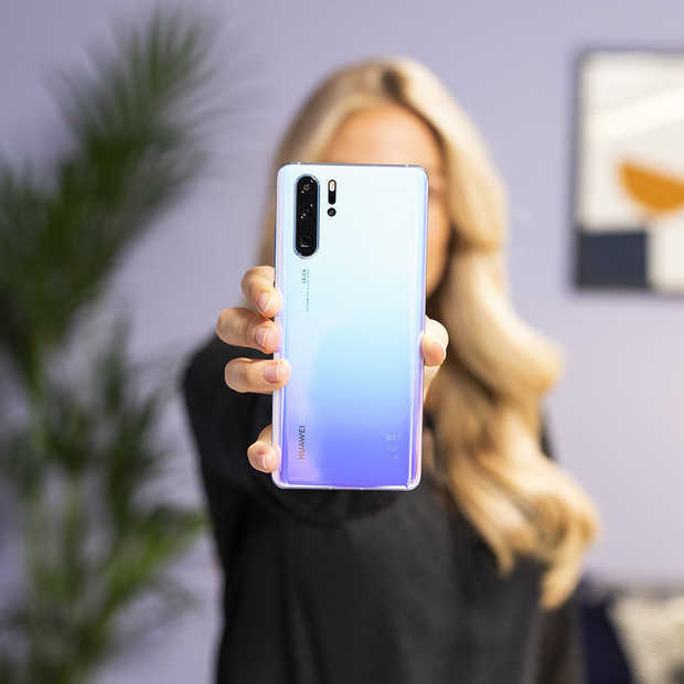 Huawei in de problemen