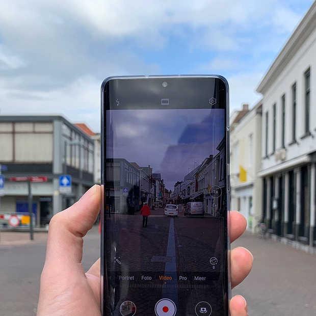 De Huawei P30 en P30 Pro zijn uitgerust met een verbluffende camera