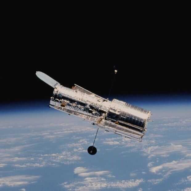 Hubble onbruikbaar na crash 'eighties computer'