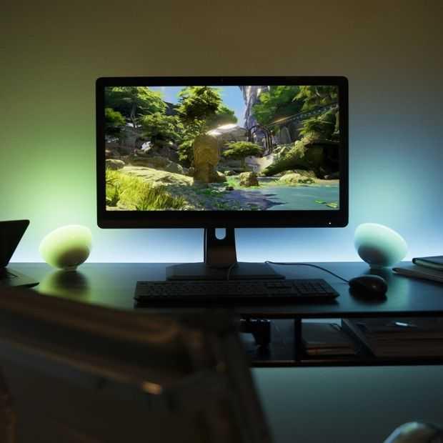 Je Hue-lampen kunnen met nieuwe app reageren op films en games
