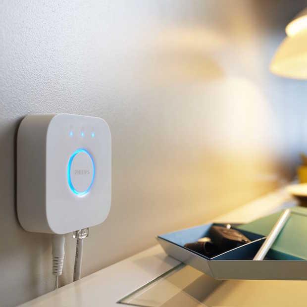 Philips Hue-lampen kunnen vanaf nu bestuurd worden via Siri