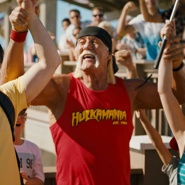 Hulk Hogan steelt de show in nieuwe 'Even Apeldoorn bellen'-commercial