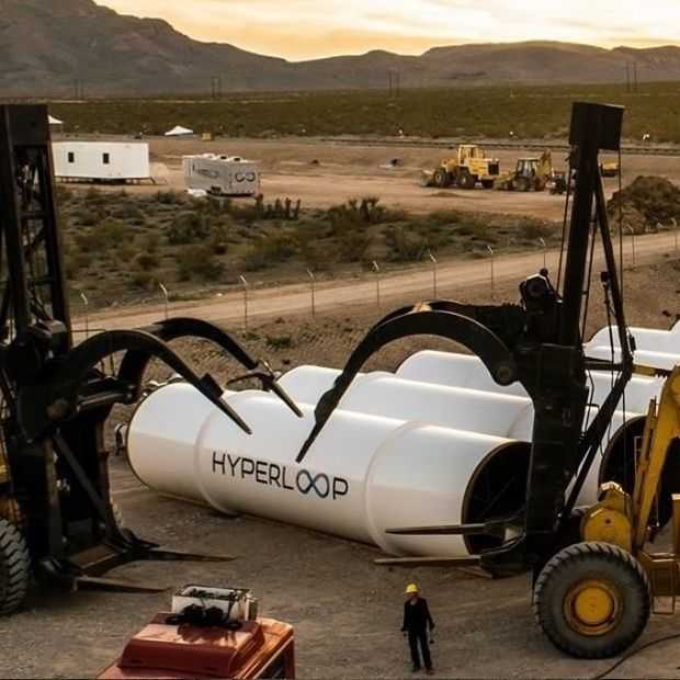 Elon Musk's Hyperloop project in de problemen