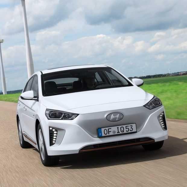 Hyundai heeft batterijen tekort om aan vraag Ioniq te voldoen