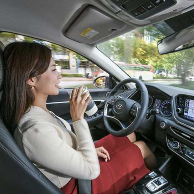 Hyundai ontwikkelt zelflerende Smart Cruise Control-technologie