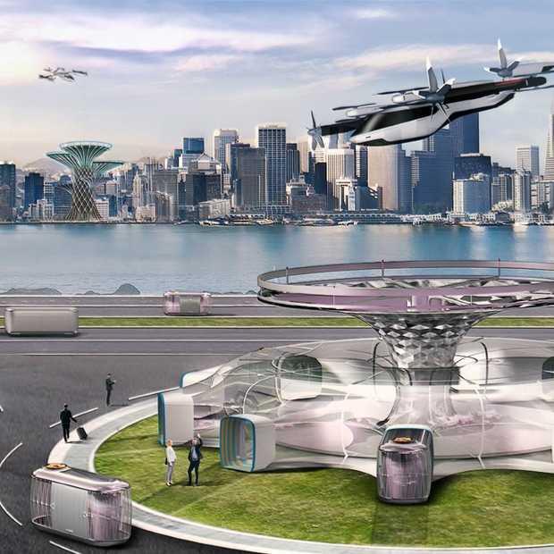 Hyundai Personal Air Vehicle nieuwe mobiliteitsoplossing voor de toekomst