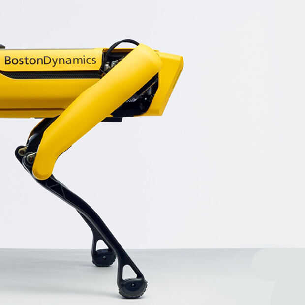 ​Populaire robotbouwer Boston Dynamics overgenomen door Hyundai