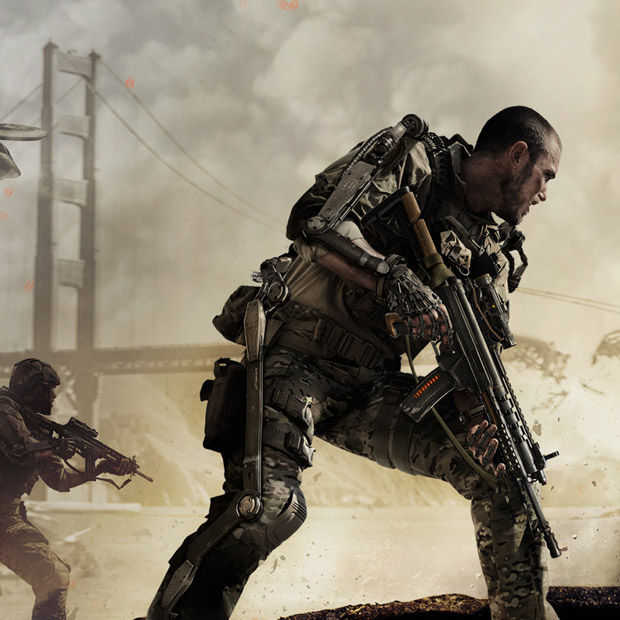 Gespeeld op Gamescom: Call of Duty: Advanced Warfare
