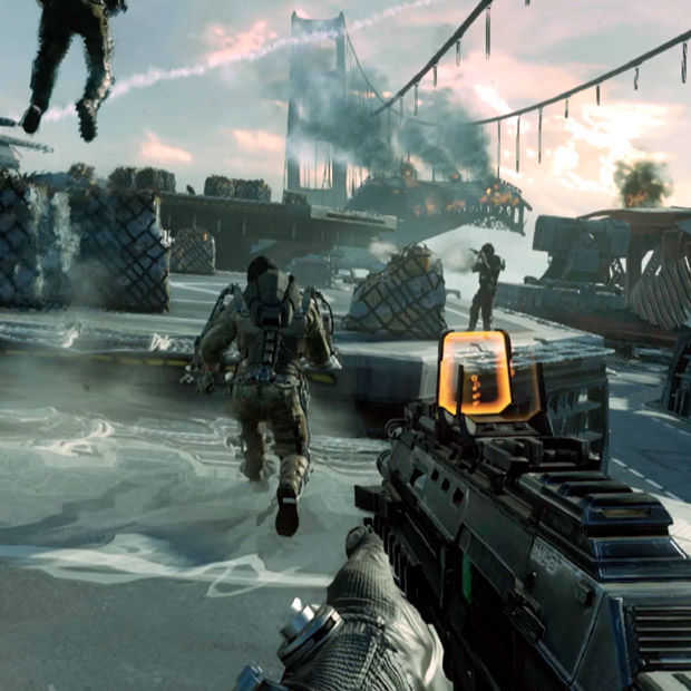 Call of Duty: Advanced Warfare multiplayer beelden
