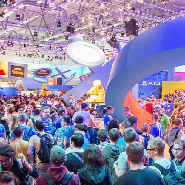 Gamescom 2014 gaat van start