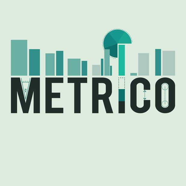 Metrico review: staafgrafieken waren nog nooit zo leuk