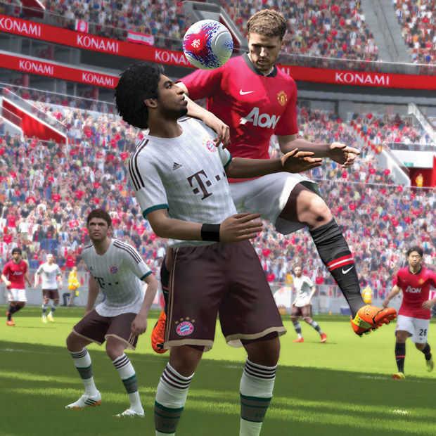 Gespeeld op Gamescom: PES 2015